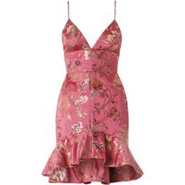 ZIMMERMANN Cavalier Flounce Bodice Dress