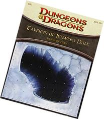 Caverns of Icewind Dale - Dungeon Tiles: A 4th Edition D&D