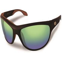 Flying Fisherman Cayo Matte Frame with Bronze Lens