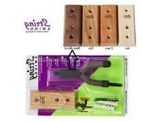 String Swing CC01V-BW Hardwood Home & Studio Wall Mount