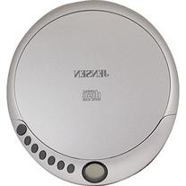 Jensen CD-36 Personal CD Player, Programmable Memory, Stereo