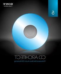 Sony CD Architect 5.2