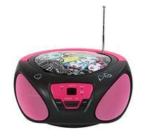 Monster High CD Boombox
