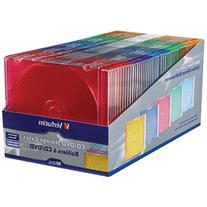 Verbatim CD / DVD Color Slim Case