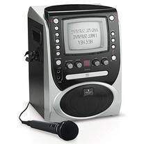 """Singing Machine CD+G Karaoke Player 5.5"""" Monitor Built in"""