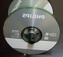 Philips CD-Rs D52N650 D52N650