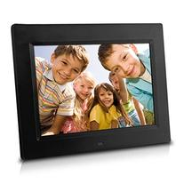 Sungale CD802 8-Inch Digital Photo Frame, multimedia player