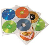 Case Logic CDP-200 200 Disc Capacity CD ProSleeve Pages
