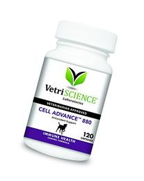 VetriScience Laboratories - Cell Advance 880 for Dogs, 120
