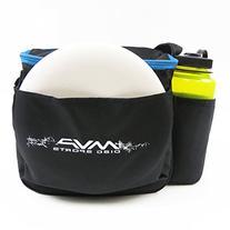 MVP Cell Starter Disc Golf Bag - Teal