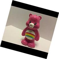 Ceramic Pink Care Bear Girls Piggy Bank, with Bottom Hole &