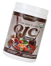 Certified Organic Juice Cleanse  - Dark Chocolate Surprise