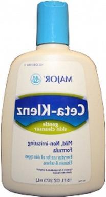 Ceta-klenz Gentle Skin Cleanser