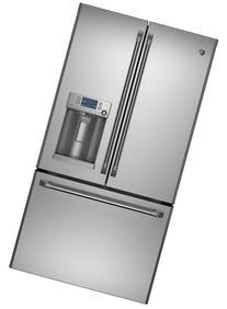 "CFE28TSHSS 36"" Energy Star Rated French Door Refrigerator"