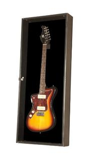 Guardian CG-DISP1-BK Electric Guitar Display Case - Black