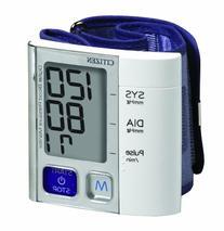 Citizen Ch-657 Wrist Digital Blood Pressure Monitor