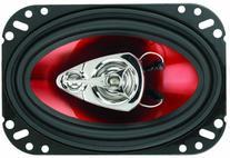 "BOSS AUDIO CH4630 Chaos Exxtreme 4"" x 6"" 3-way 250-watt Full"