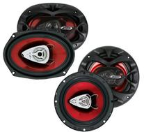 Boss CH6530 6.5-Inch with 6x9-Inch CH6920 Speakers Package