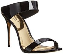 Ted Baker Women's Chablise Dress Sandal, Black, 5 M US