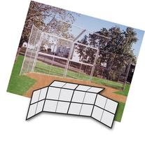 Chain Link Backstop N/20