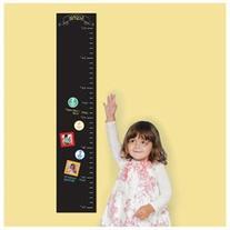 Pearhead Chalkboard Decal Growth Chart