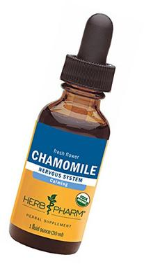 Herb Pharm Chamomile Liquid Herbal Extract - 1 fl oz