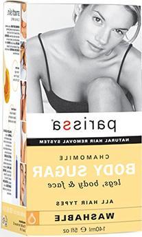 Parissa Chamomile Sugar Wax , Waxing Kit for Hair Removal,