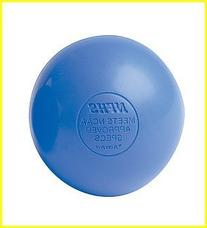 Champion Sports Official Lacrosse Balls