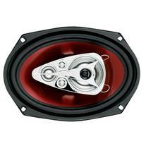 """2) BOSS CHAOS CH6950 6x9"""" 5-Way 600W Car Coaxial Audio"""