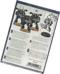 Chaos Space Marines: Chaos Marines Mini-Box