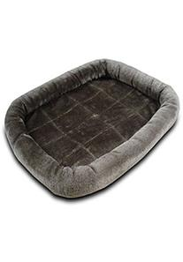 42 inch Charcoal Crate Pet Bed Mat By Majestic Pet Products