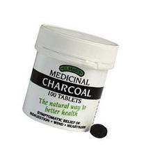 Bragg's Charcoal Tabs 100 Tablet Bulk Pack Of 12