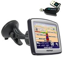 ChargerCit OEM Windshield Suction Mount KIT for TOMTOM XXL