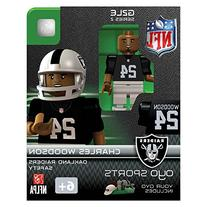Charles Woodson NFL Oakland Raiders Oyo G2S2 Minifigure