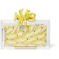 Charlotte Olympia Bags 'Bananas for Pandora' Perspex clutch