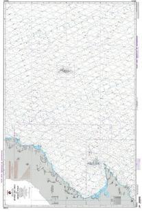 NGA Chart 21005: Cabo San Quintin to Punta Eugenia