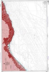 NGA Chart 21023: Acapulco to Puerto Madero