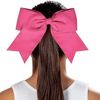 Jumbo Hair Bow Teal