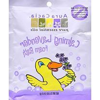 Aura Cacia Cheering Foam Bath for Kids 2.5 oz