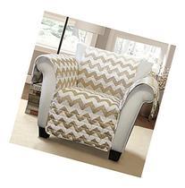 Forever New Chevron Chair Slipcover