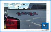 Chevy Silverado 4x4 Truck Stickers Decals - F  Bedside