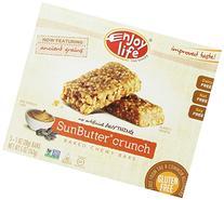 Enjoy Life SunSeed Crunch Chewy Bars, Gluten Free, Dairy