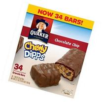 Quaker Chewy Dipps Chocolate Chip