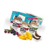 Health Warrior Chia Bars, Coconut/Acai Berry/Mango Variety