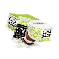 Health Warrior Chia Bars, Coconut, 13.2-Ounce