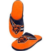 Chicago Bears Official NFL Large Slippers by Forever