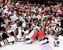Chicago Blackhawks 2013 Stanley Cup Championship Team