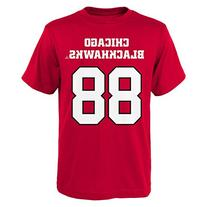 NHL Chicago Blackhawks Patrick Kane Name and Number S/S Tee