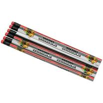 Chicago Blackhawks 6-Pack Team Logo Pencil Set
