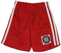 Chicago Fire MLS Toddler's Red Home Replica Short
